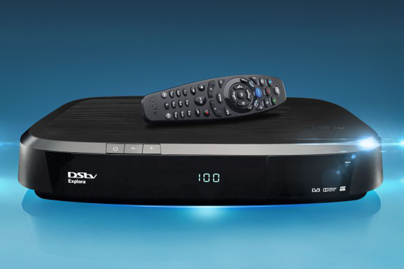 Satellite Dish TV Systems - DSTV Explora upgrades