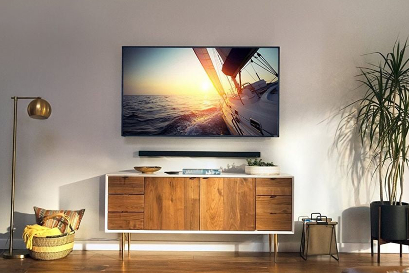 Satellite Dish TV Systems - TV Installation Cape Town - TV Mounted on Wall